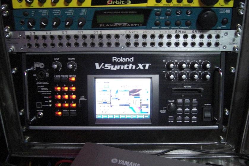 V-Synth 4