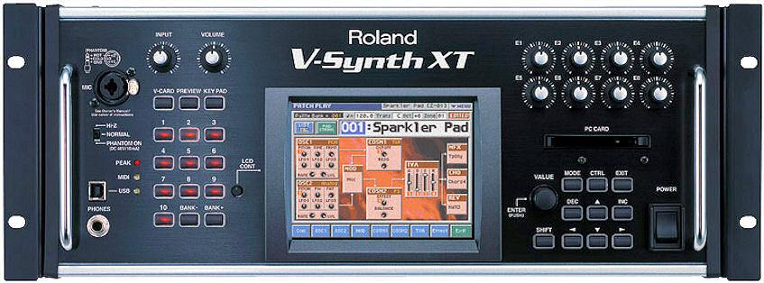 V-Synth GT