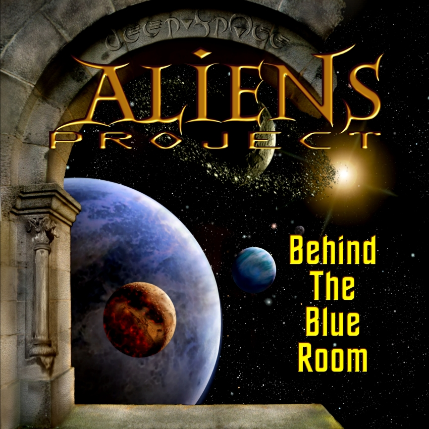 BEHIND THE BLUE ROOM A