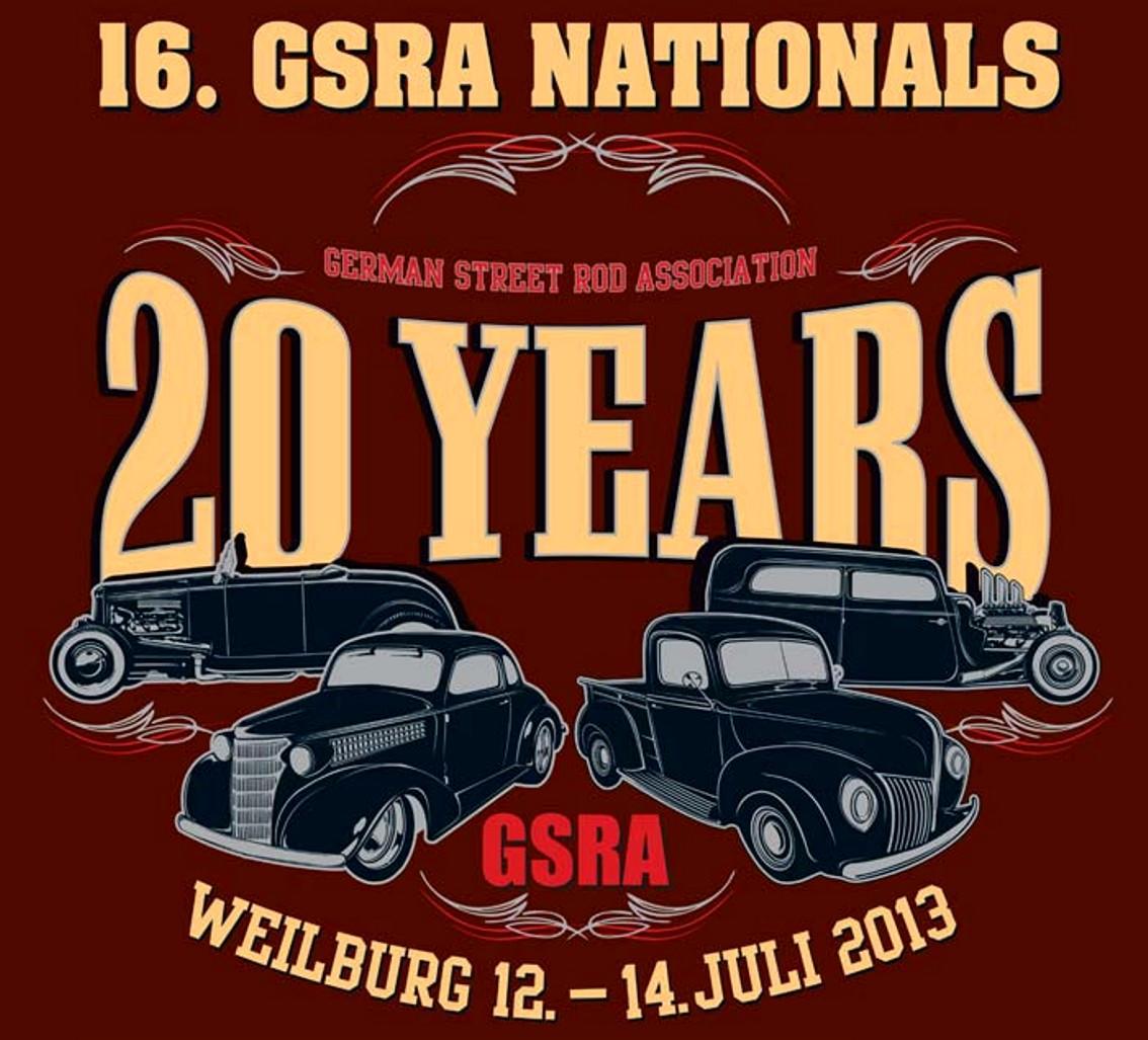 GSRA-Plakat 2013