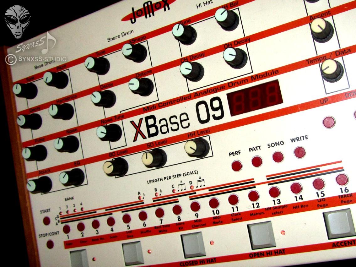 Jomox X-Base09-02