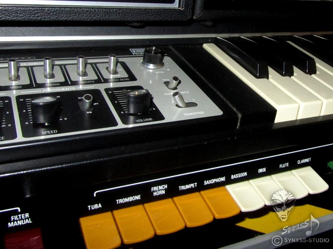 Roland SH1000-01