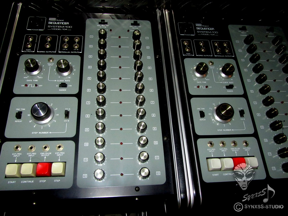 Roland Sys100-01