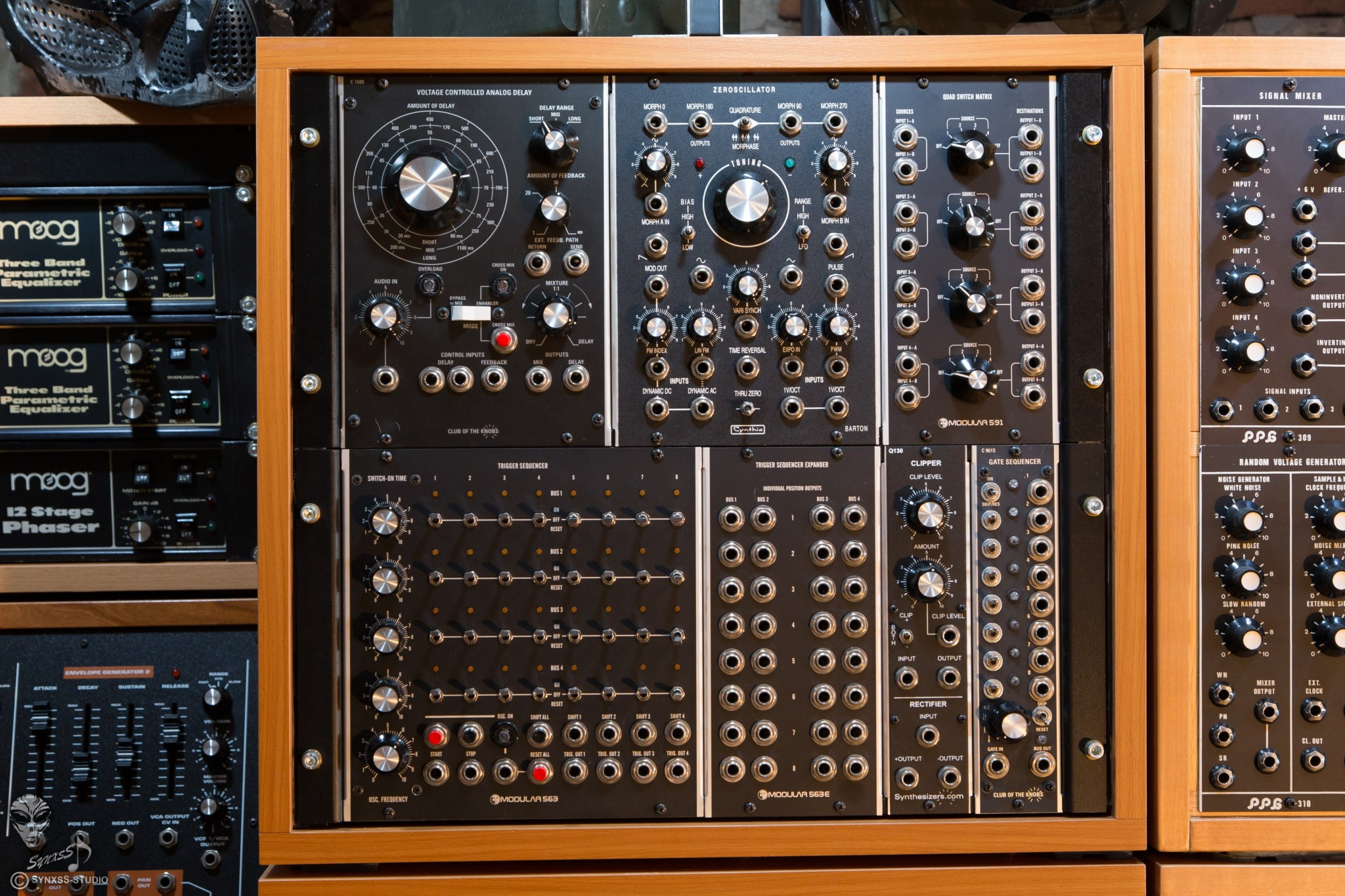 Big Modular Synth 001