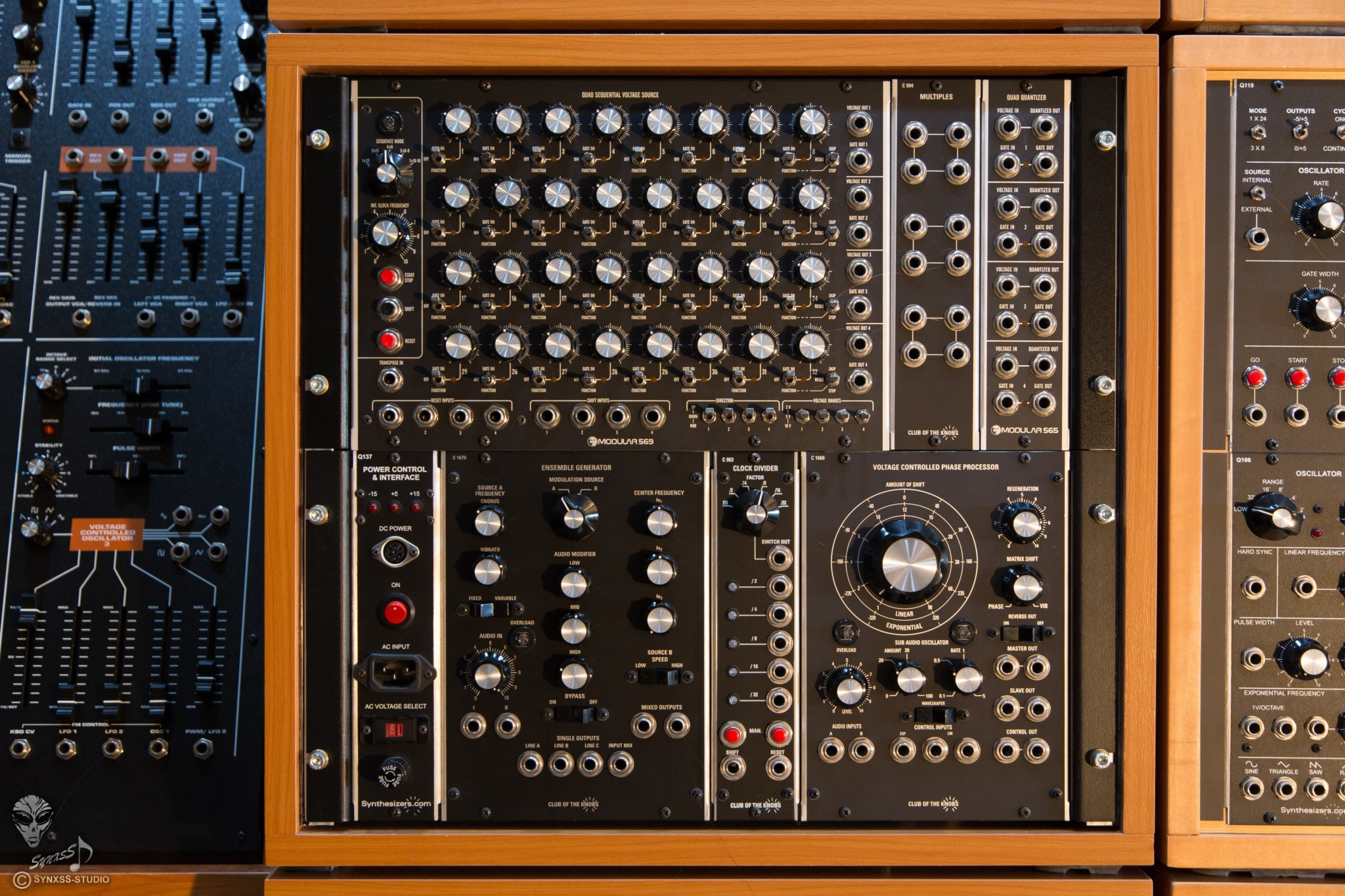 Big Modular Synth 002