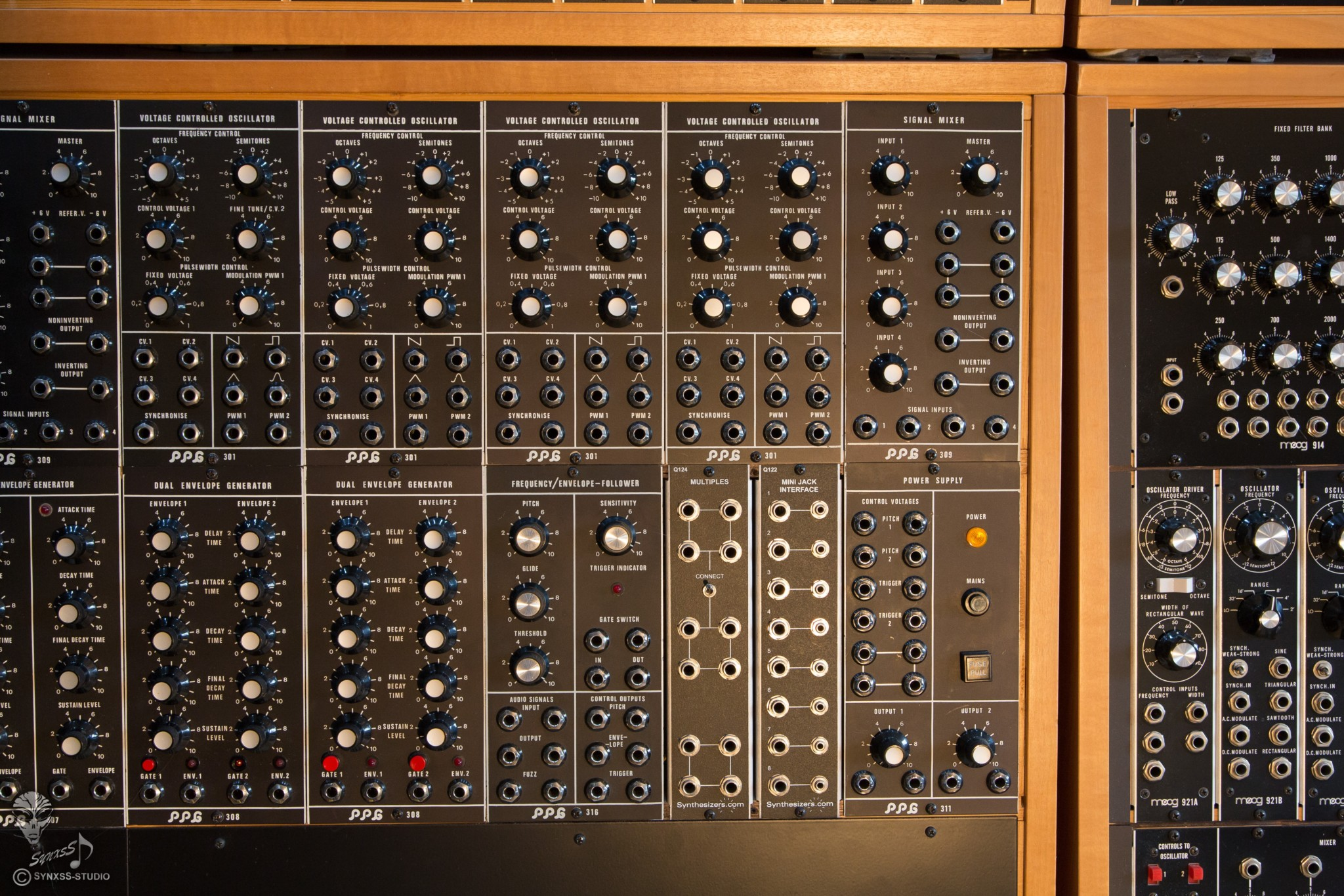 Big Modular Synth 006