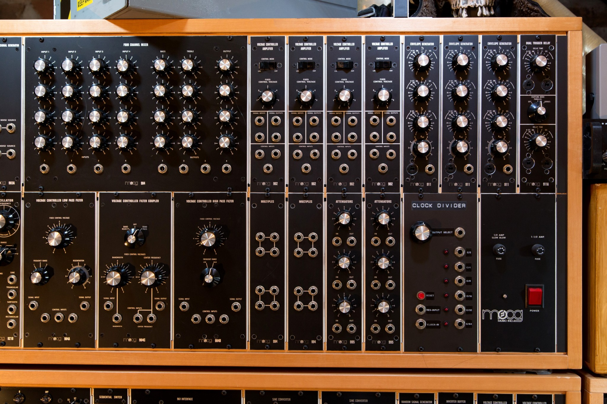 Big Modular Synth 013