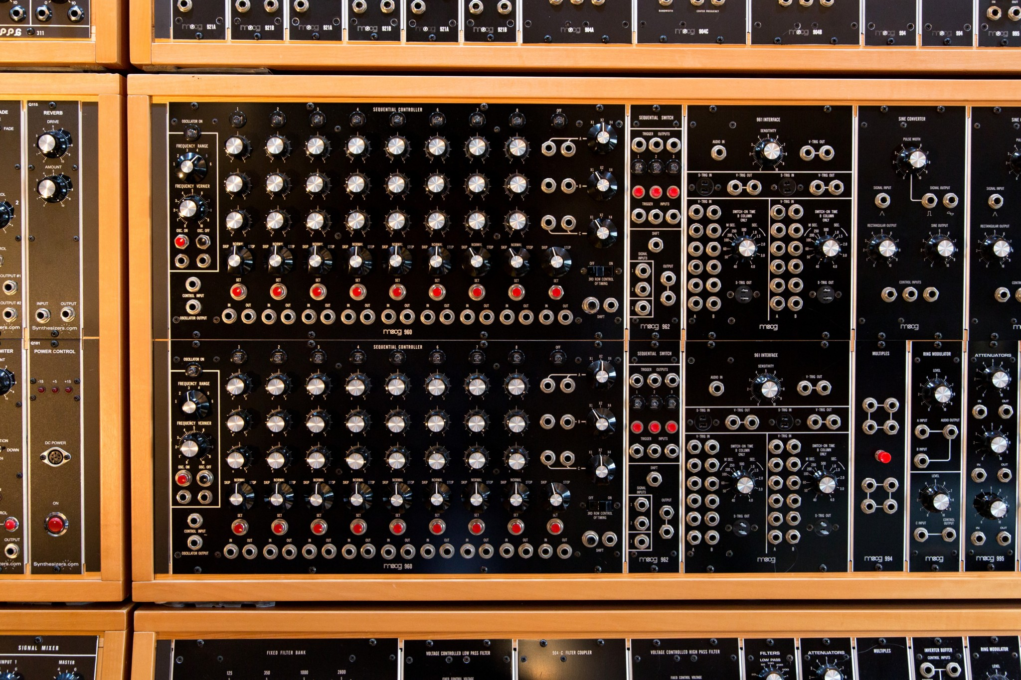Big Modular Synth 015