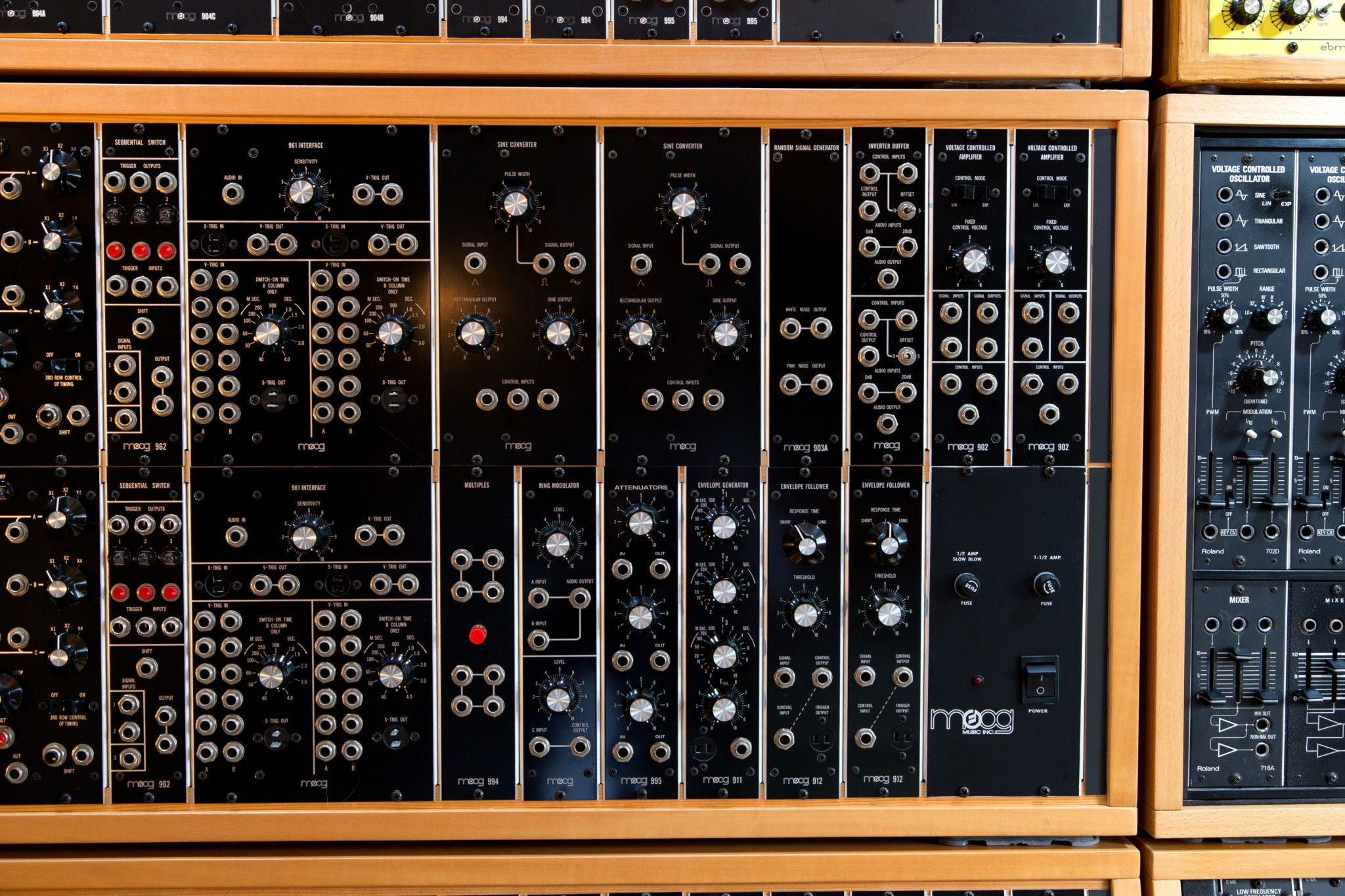 Big Modular Synth 016