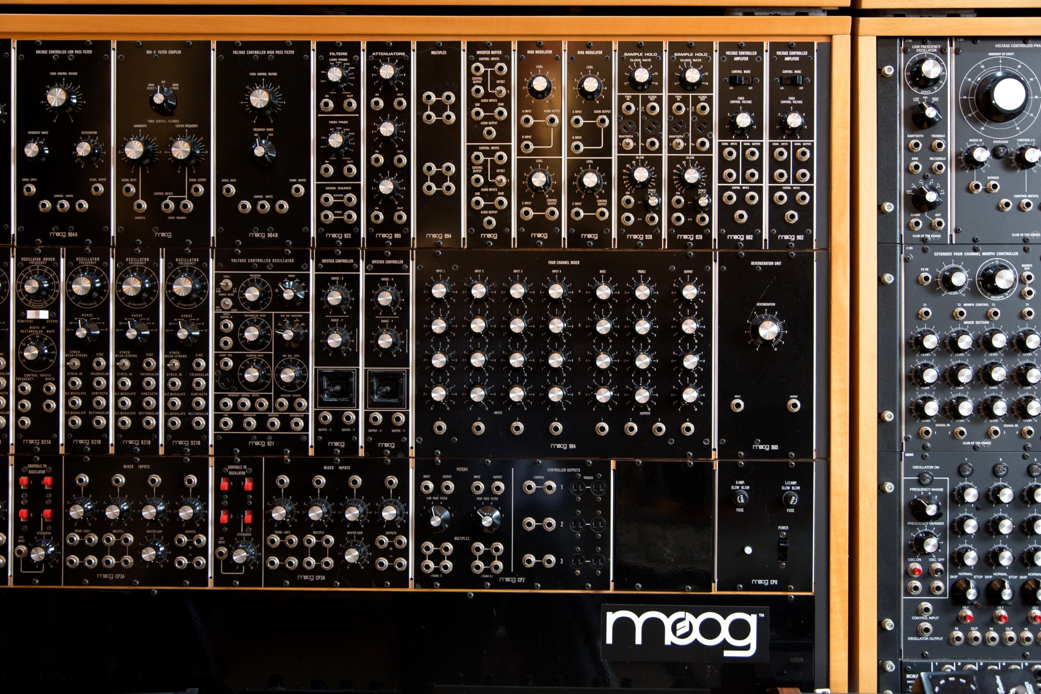 Big Modular Synth 019