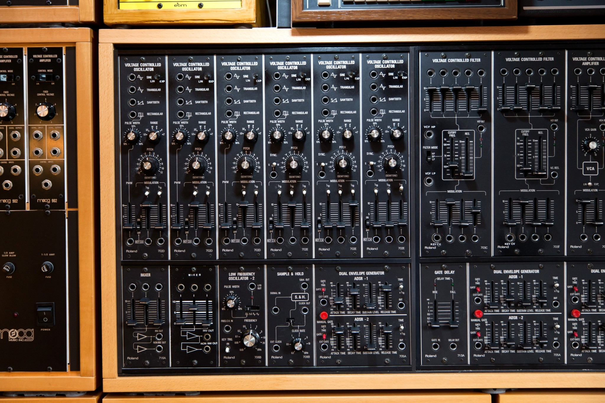 Big Modular Synth 021