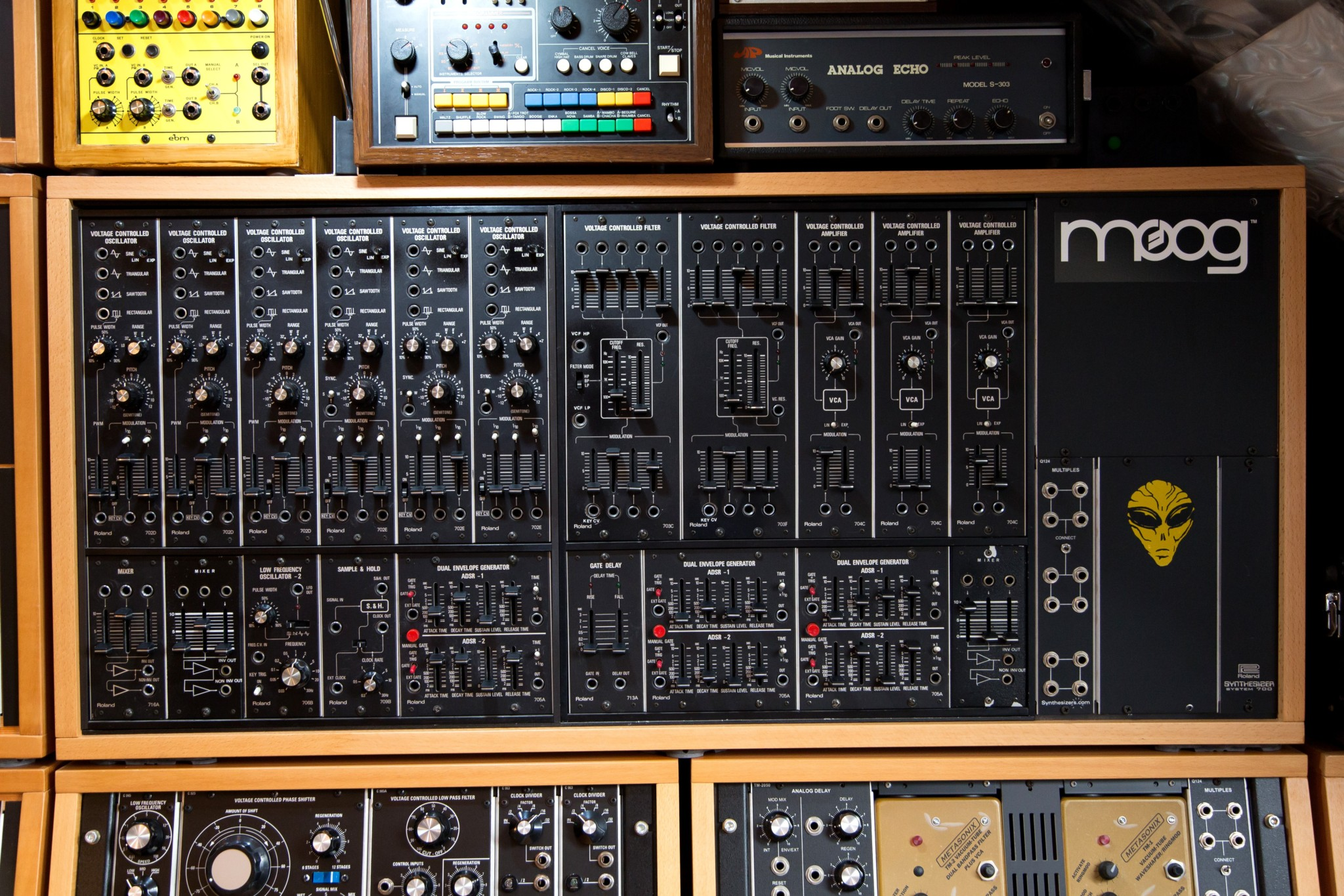 Big Modular Synth 023