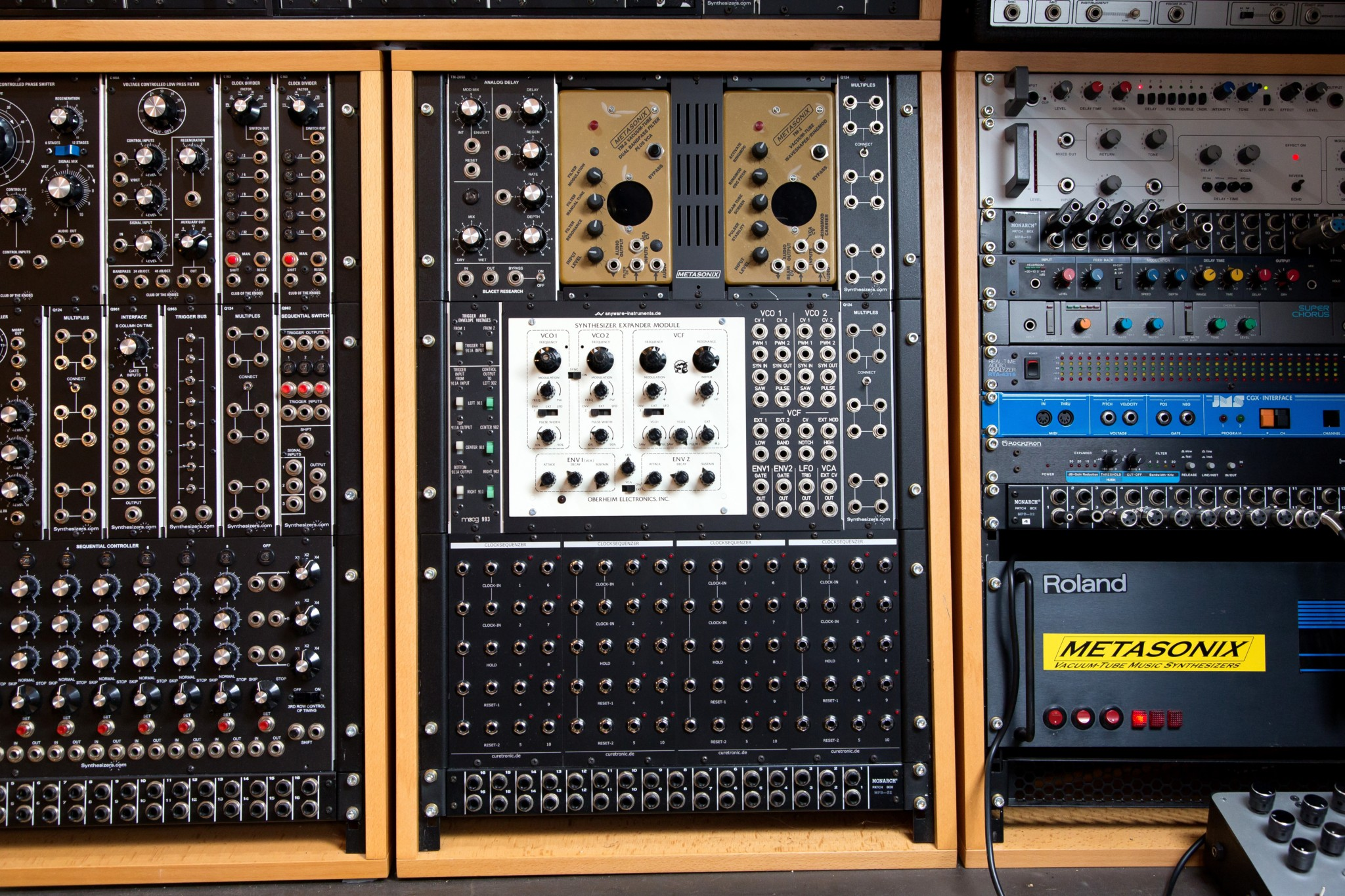 Big Modular Synth 026