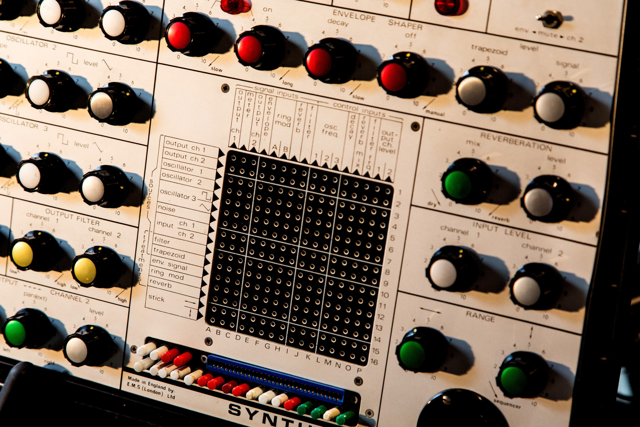 Big Modular Synth 037