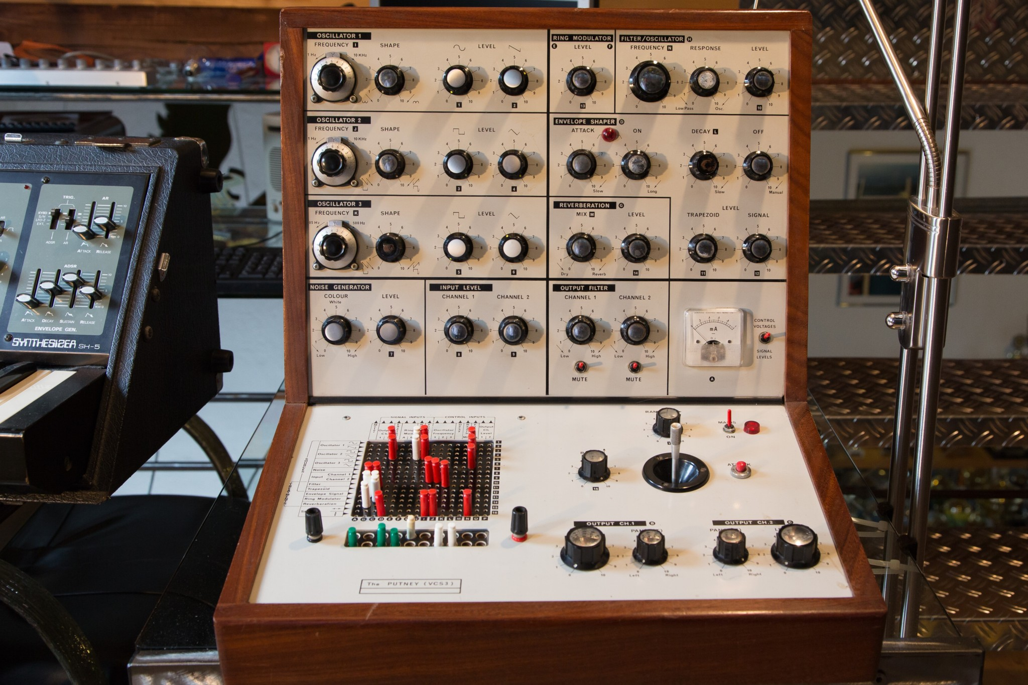 Big Modular Synth 041