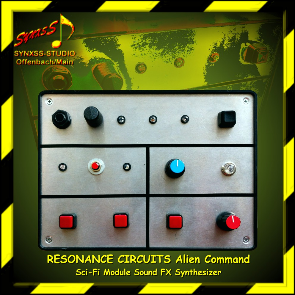 RC Alien-Command