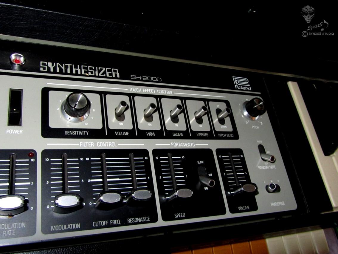 Roland SH2000-01