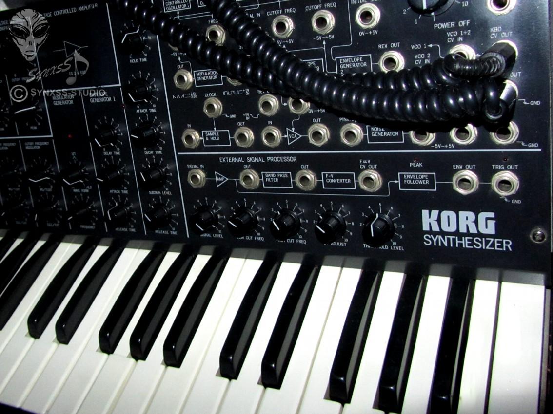Korg MS20-01