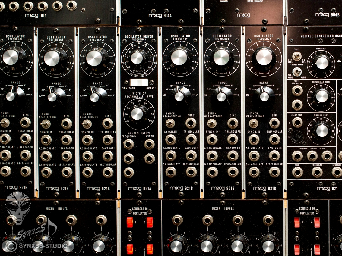 Moog Modular-12