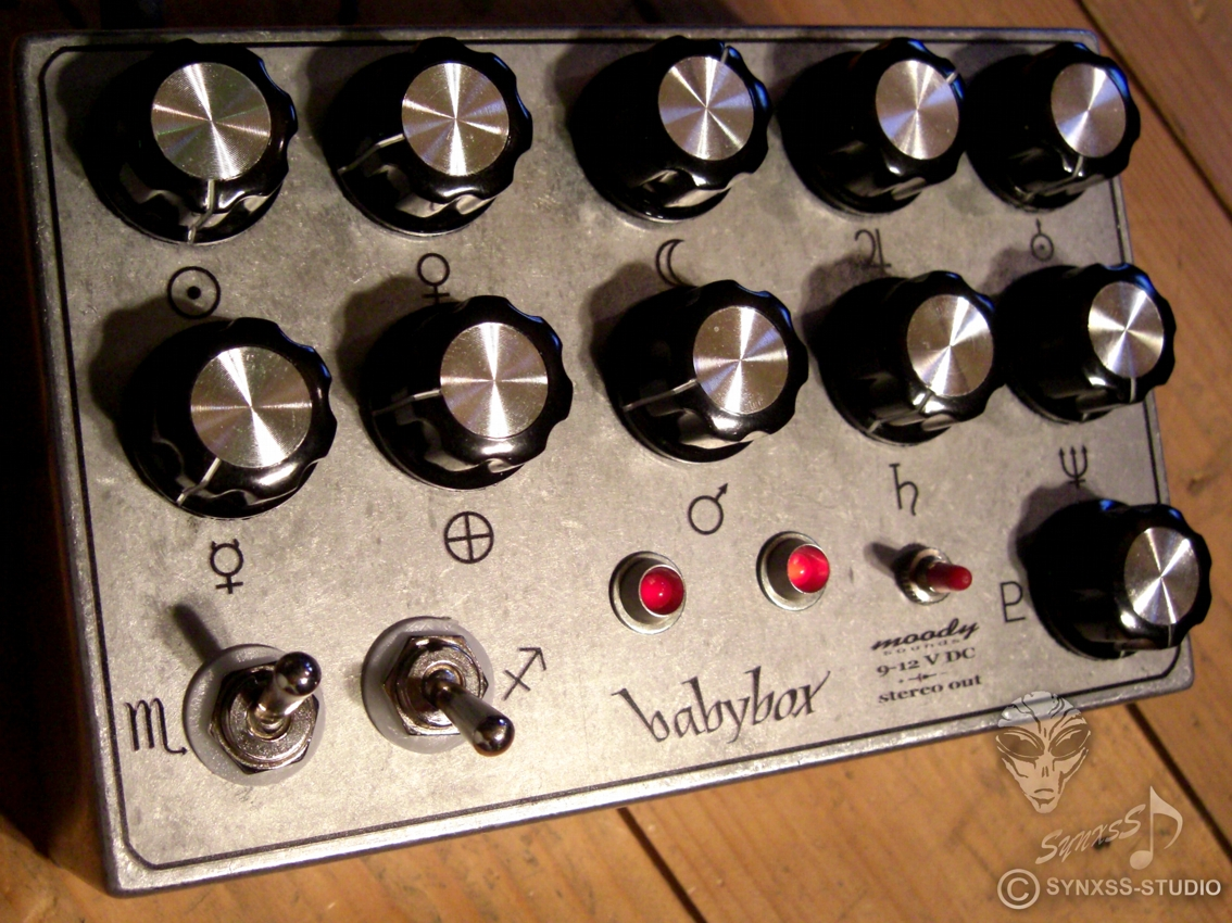 Moodysound Babybox V2