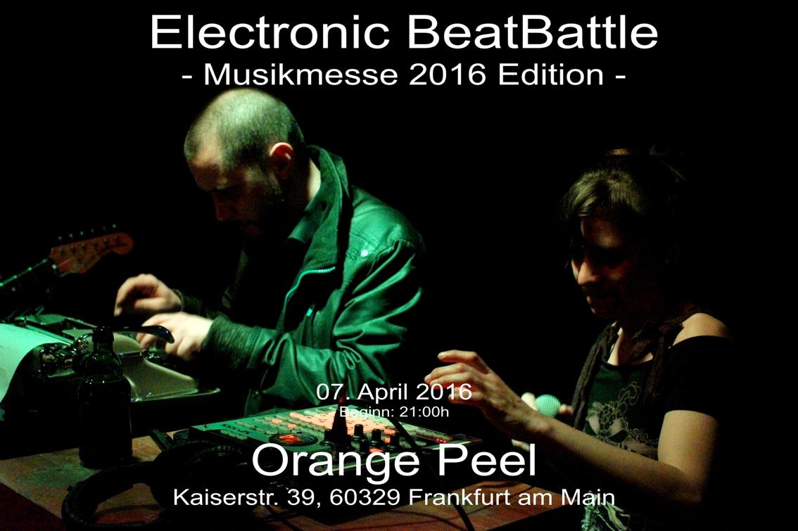 BeatBattle 2016
