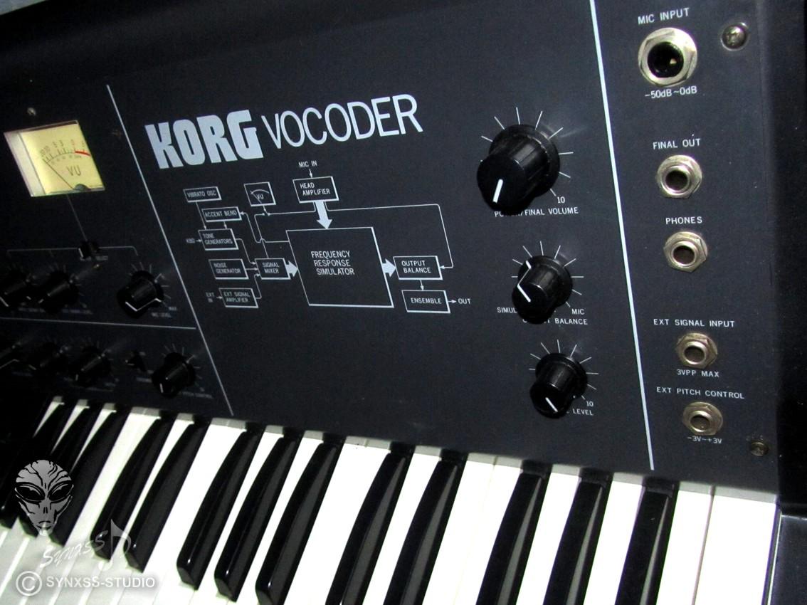 Korg VC10-01