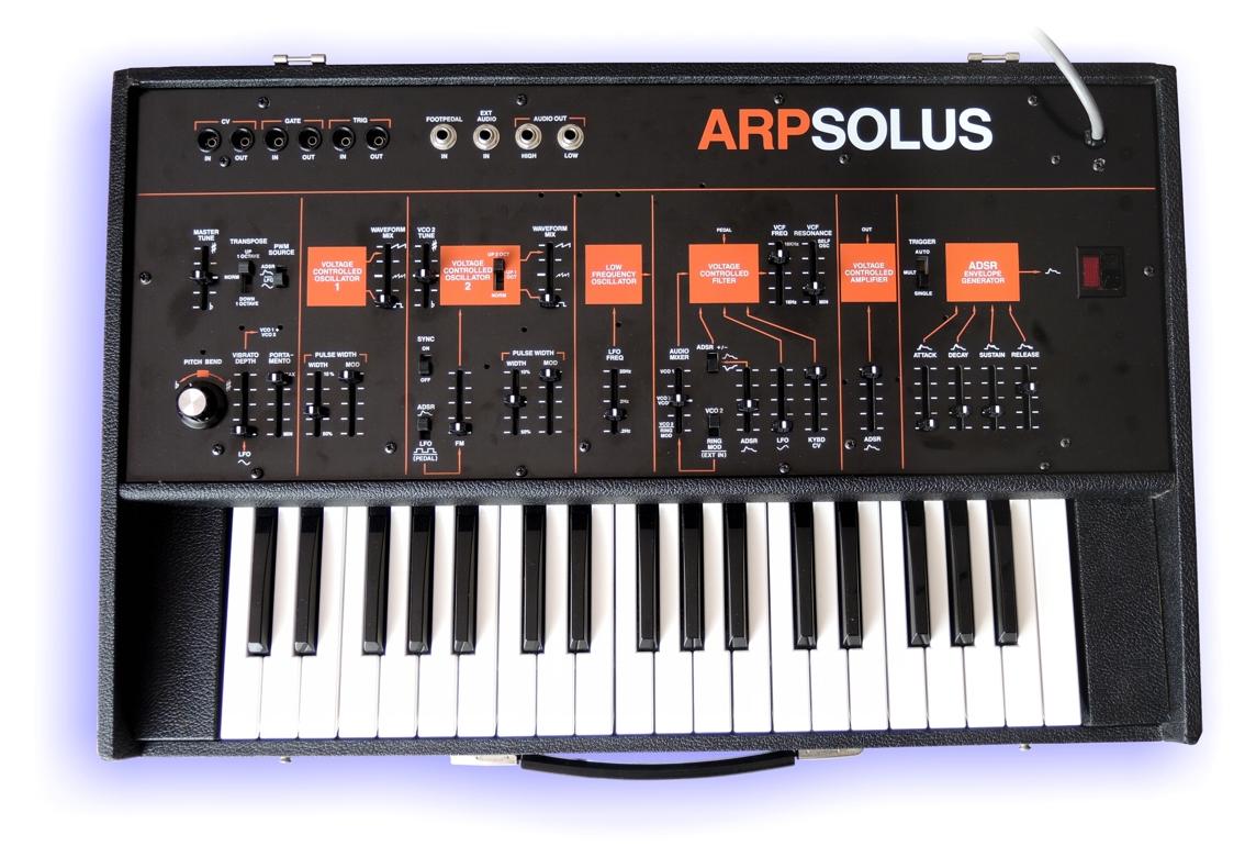 ARP-Solus Amazona