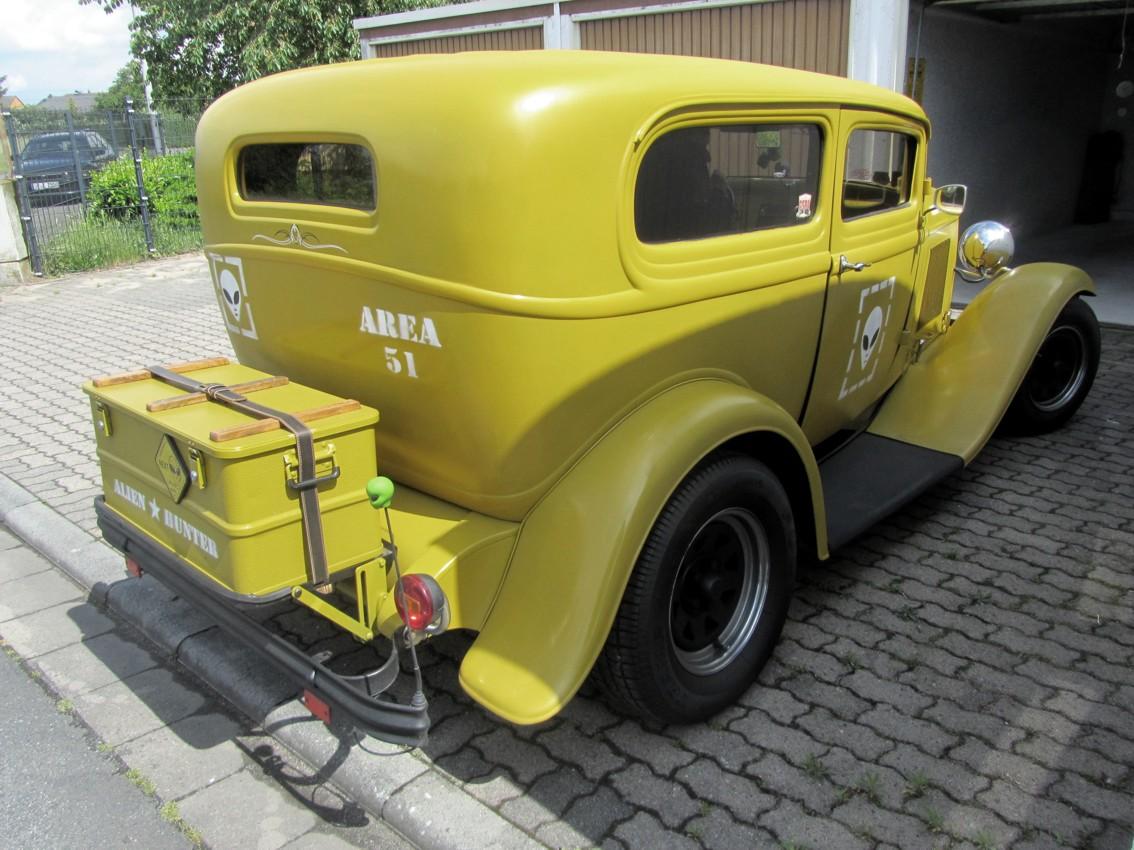 1932 Ford Tudor Sedan 101
