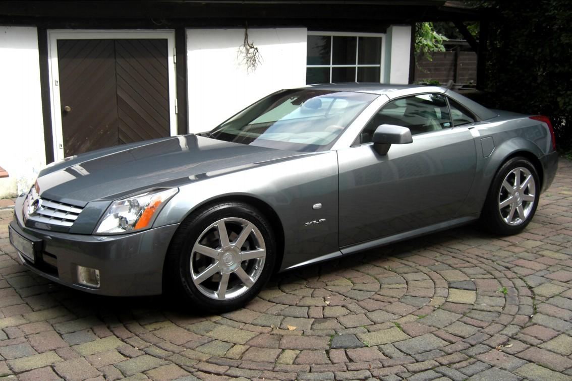 Cadillac XLR 02