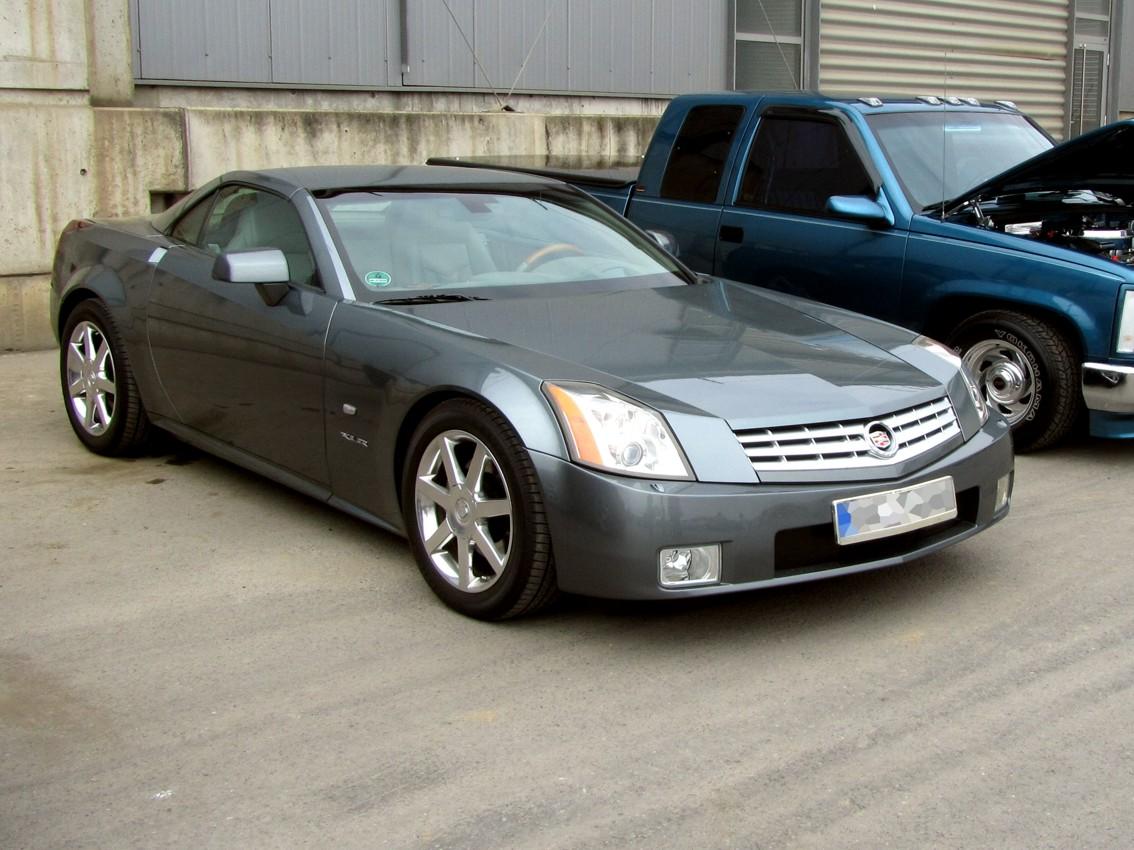 Cadillac XLR 06