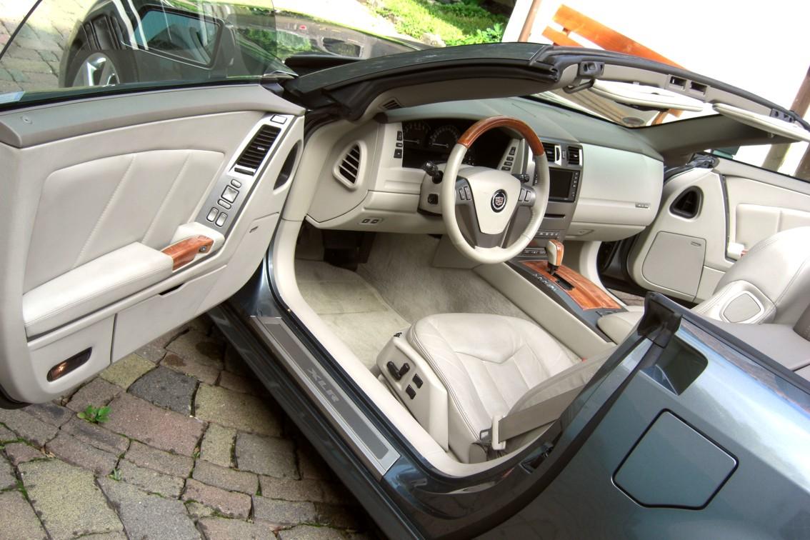 Cadillac XLR 07
