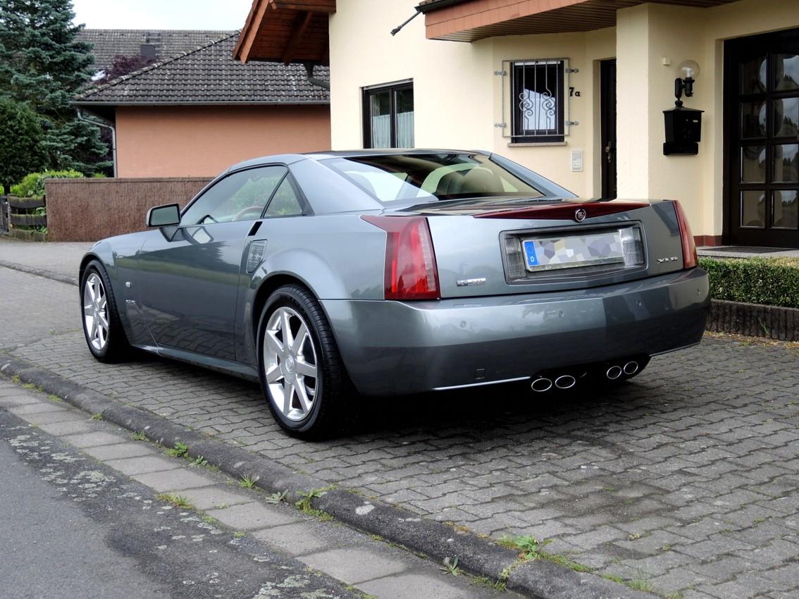 Cadillac XLR 114