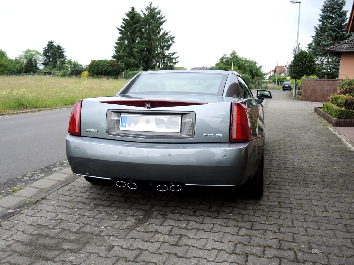 Cadillac XLR 116