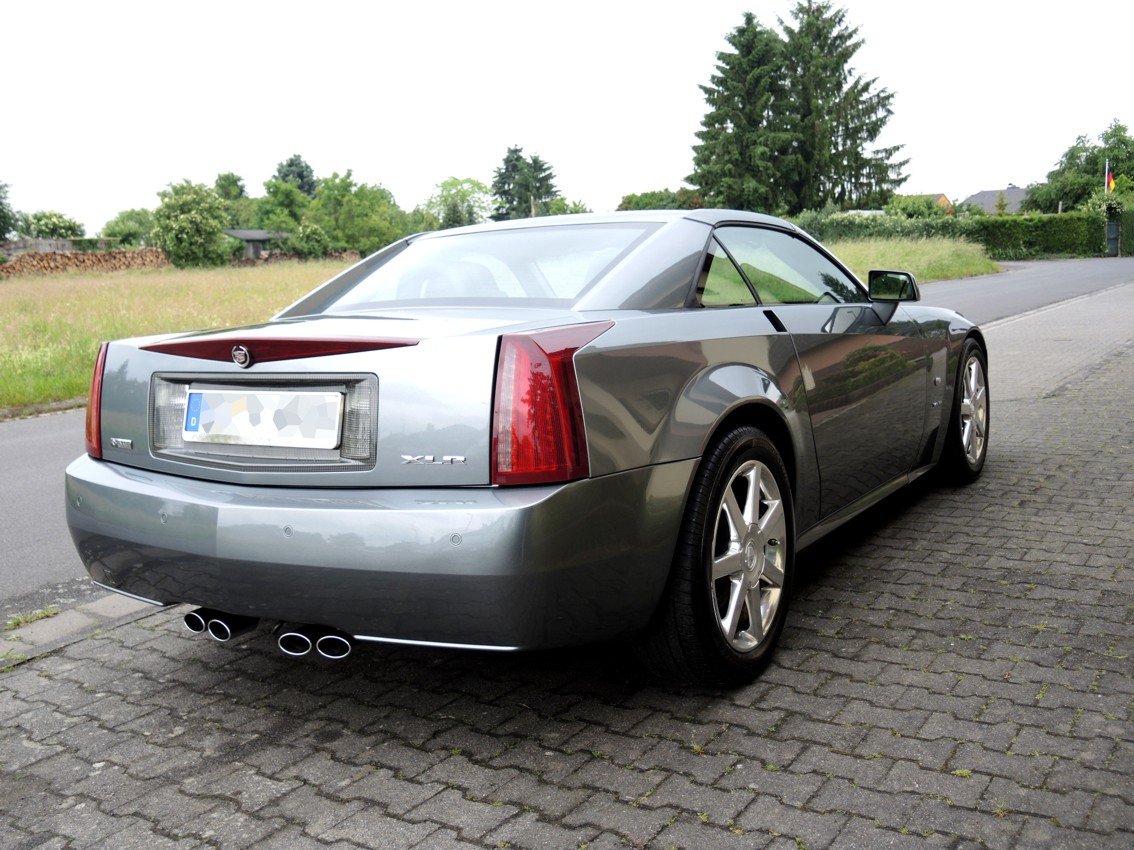 Cadillac XLR 117