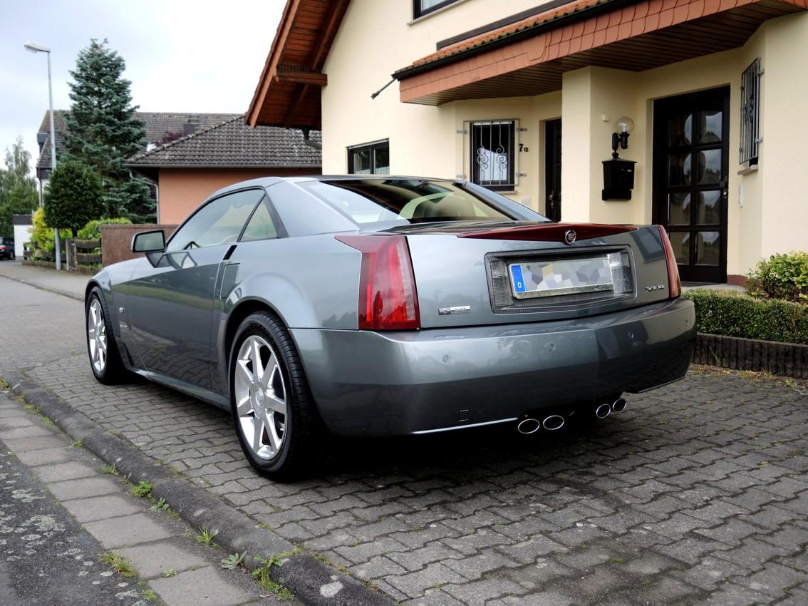 Cadillac XLR 118