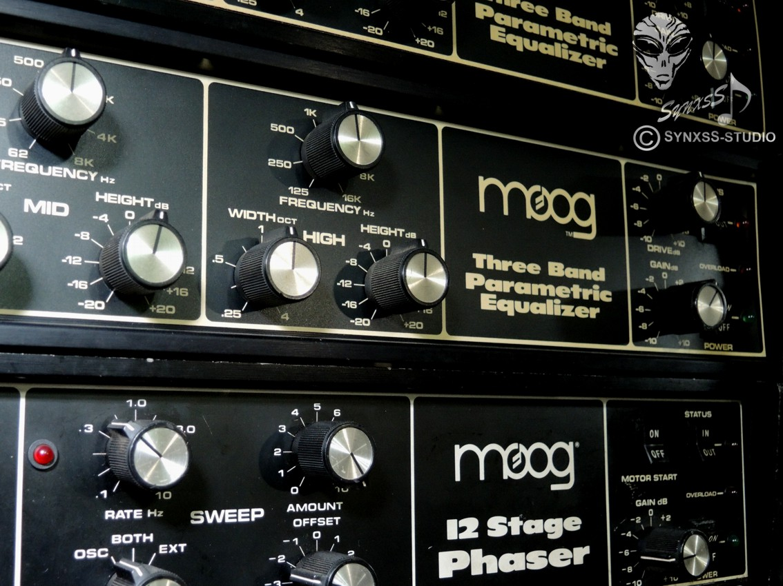Moog EQ + Phaser