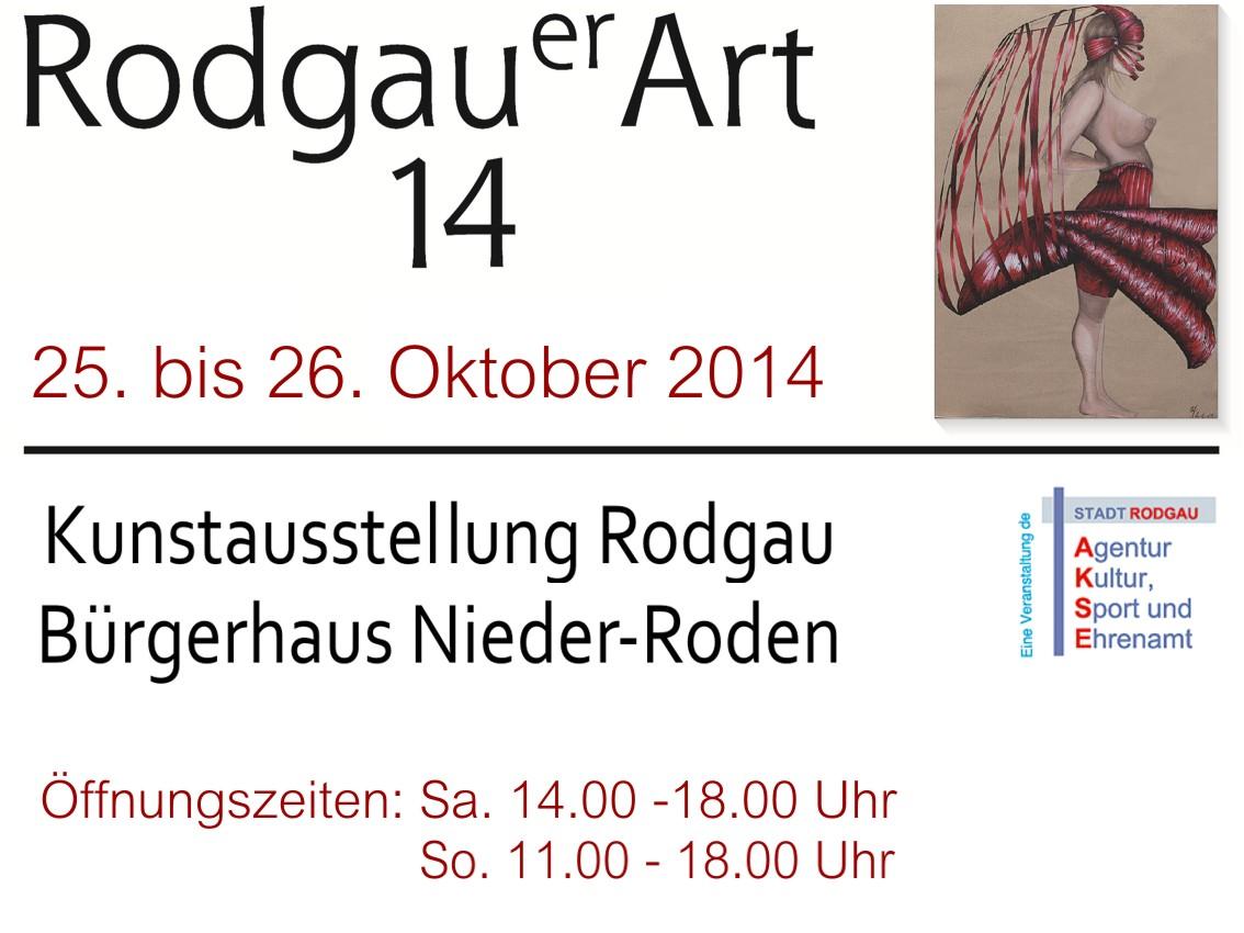 Rodgau-Art 2014