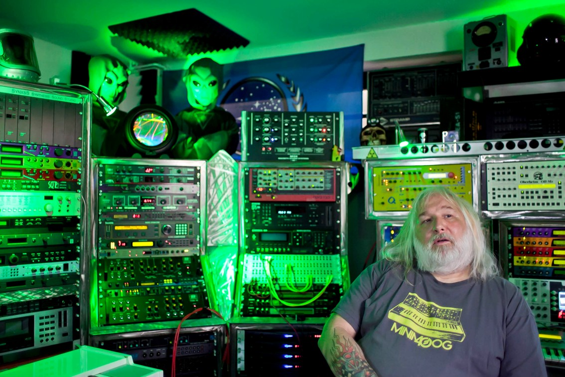 Bernie@Studio 2014