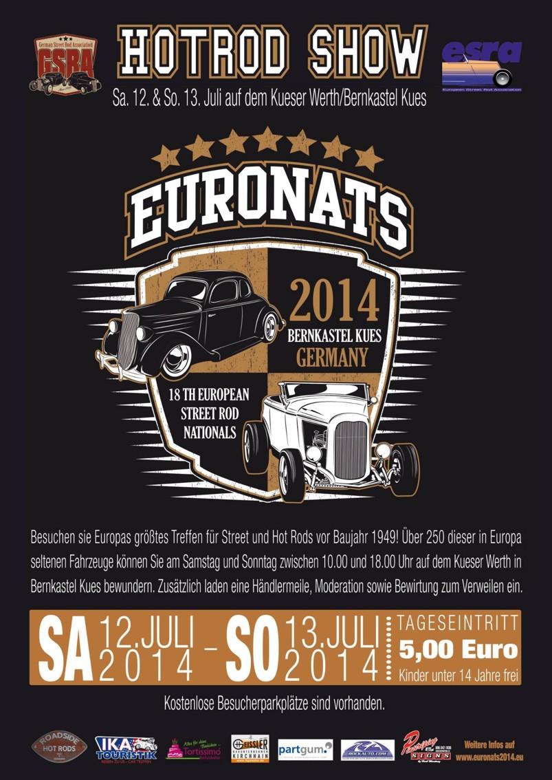 Poster ESRA-Nats 2014