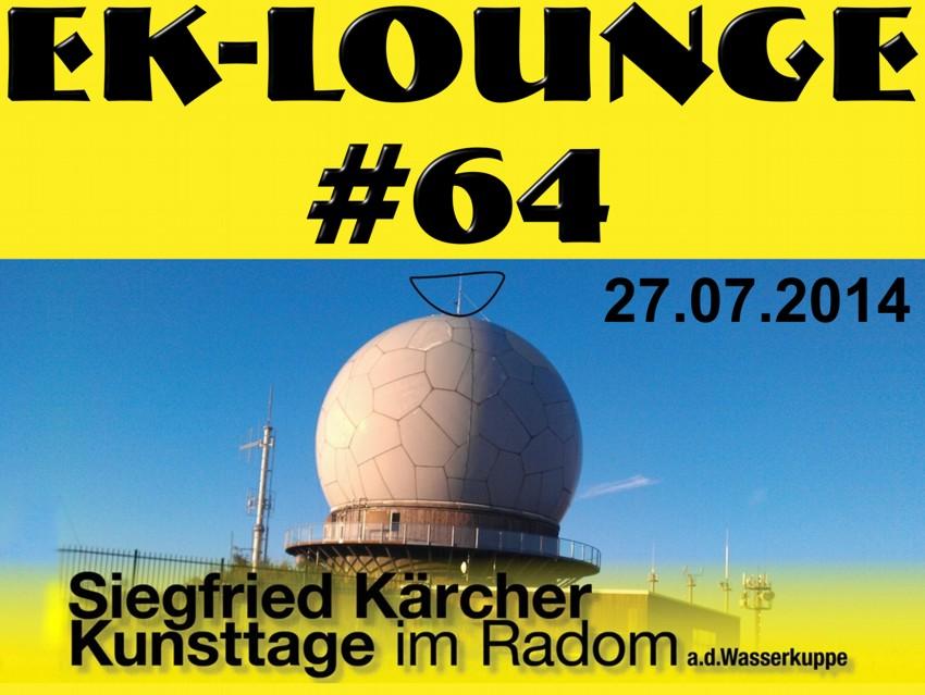 EK-Lounge#64 Radom Wasserkuppe