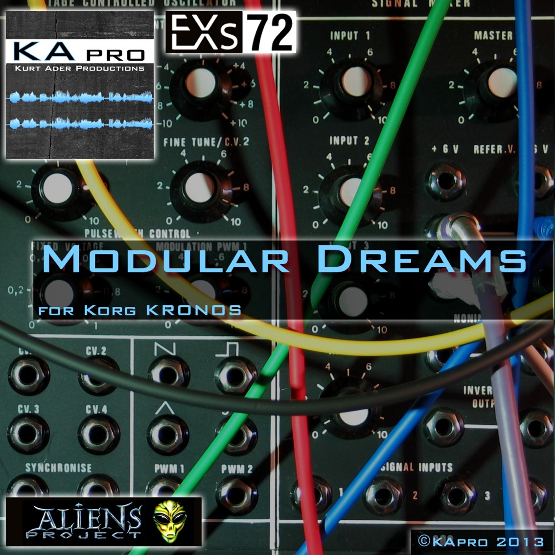 Modular Dreams Cover