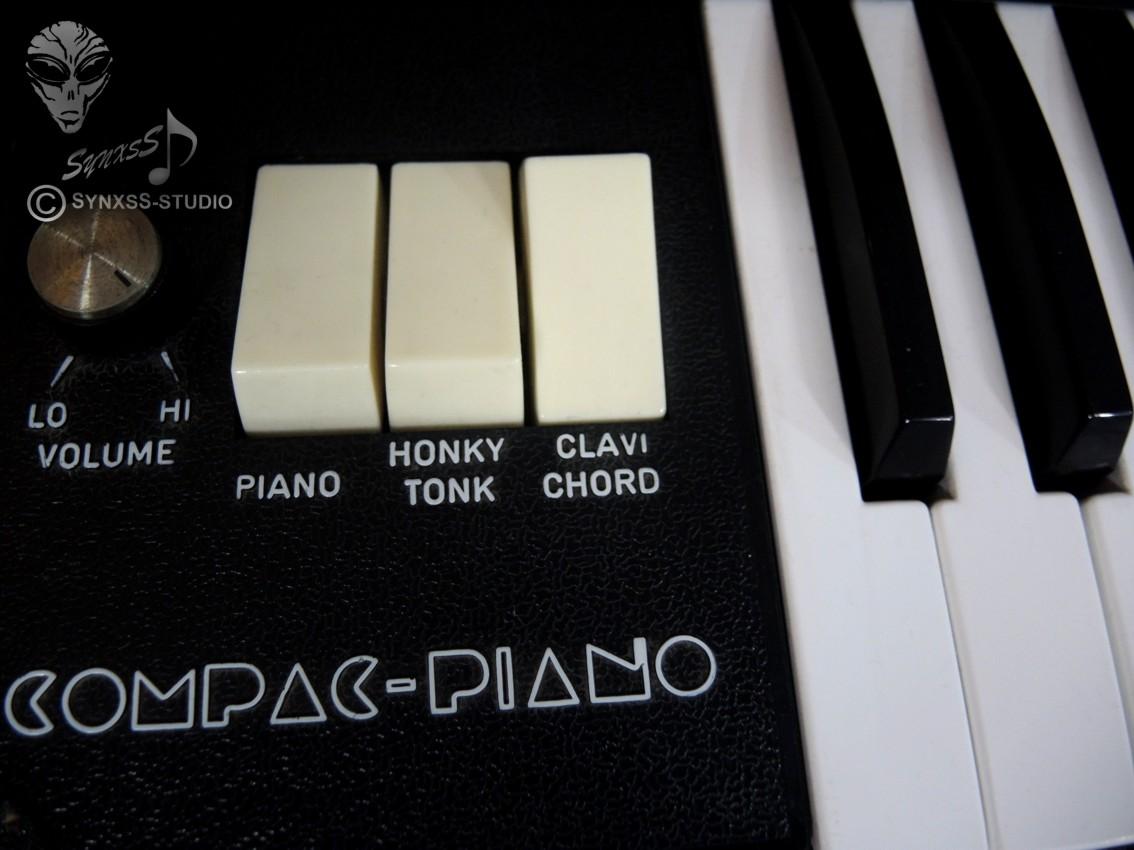 Crucianelli Compac Piano