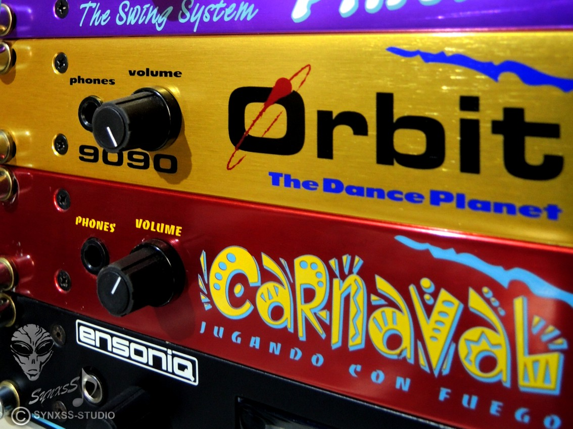 EMU Orbit + Carnaval