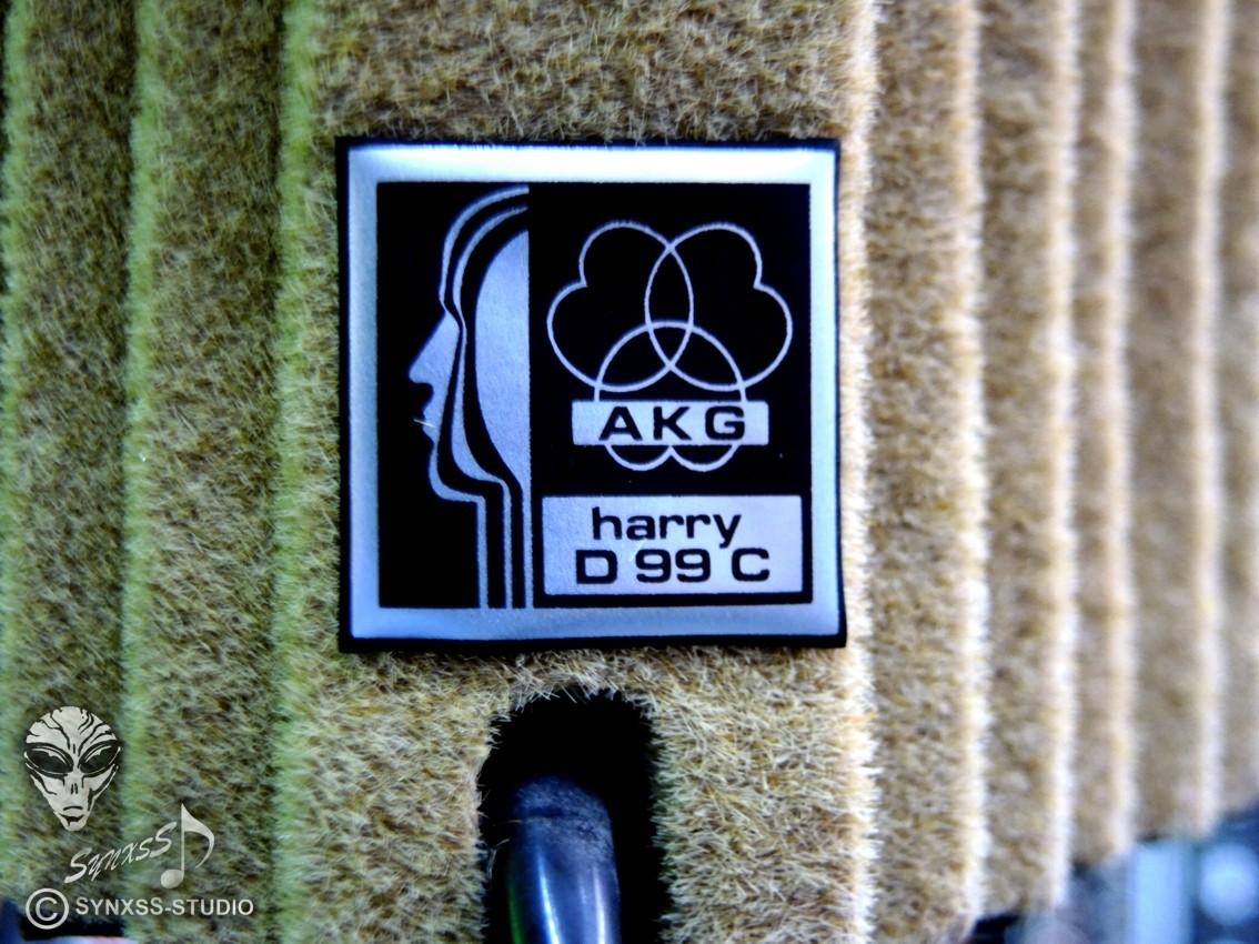 AKG harry D99C 02