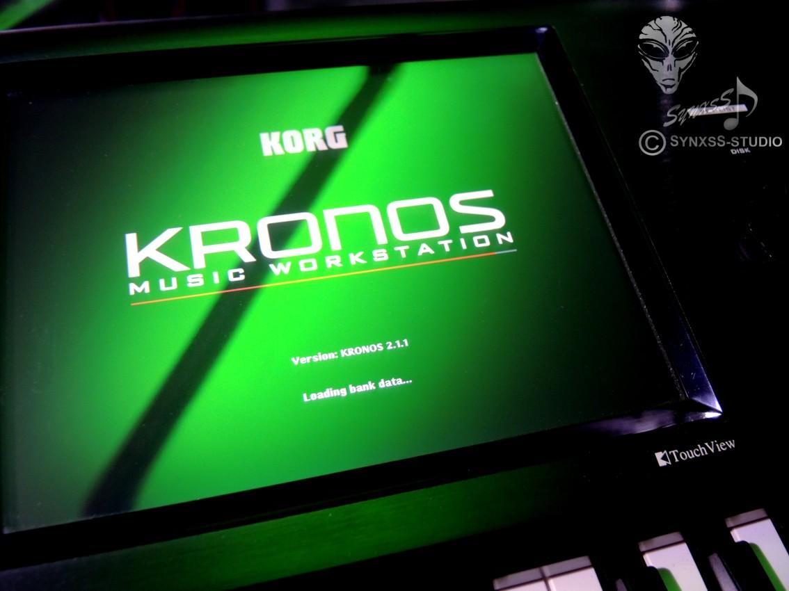 Korg Kronos 44