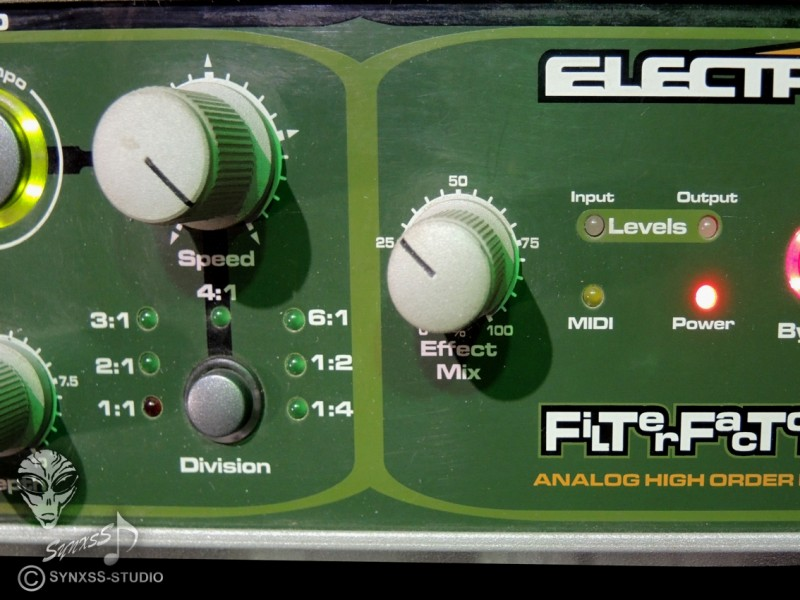Electrix filterFactory