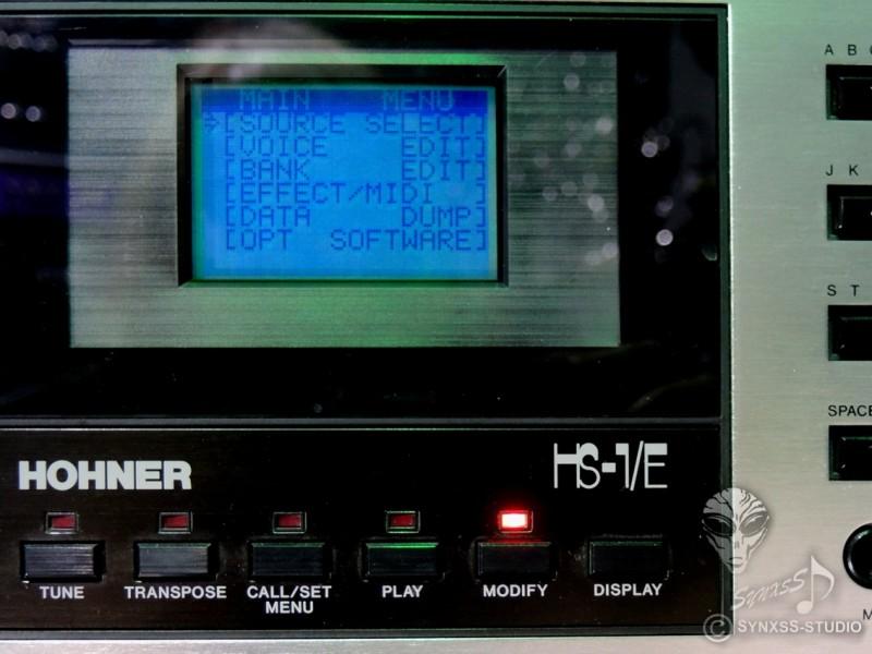 Hohner HS-1E