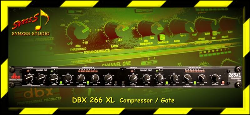DBX 266 XL
