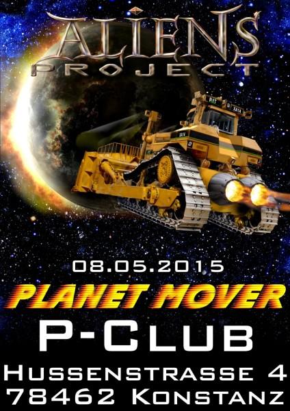 2015 P-Club fly