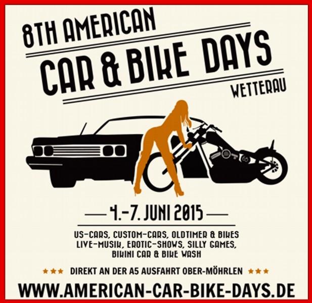 2015 American Car&Bike
